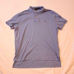 Men's Polo by Ralph Lauren Pima Polo Shirt Sz L